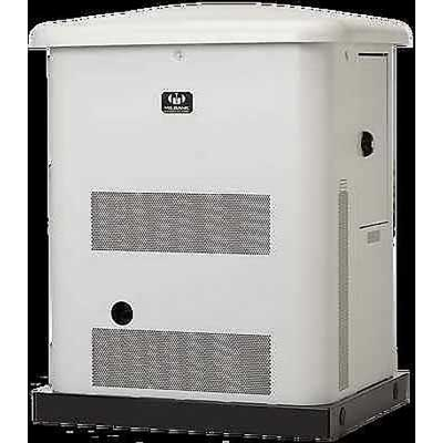 Milbank MG10002 Fully Automatic Home Standby Generator; 10000 Watt, 120/240 Volt AC