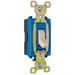 Pass & Seymour CSB15AC1-I Hard Use Specification Grade Switch; 1-Pole, 15 Amp, 120/277 Volt, Ivory