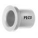 Peco VBA-150 Adapter; 1-1/2 Inch, PVC