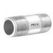 Peco P11000 Close Length Rigid Conduit Pipe Nipple; 1 Inch, Steel