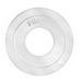 Peco RW400-200 Reducing Washer; 4 Inch x 2 Inch, Heavy Gauge Steel
