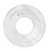Peco RW400-350 Reducing Washer; 4 Inch x 3-1/2 Inch, Heavy Gauge Steel