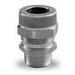 Remke RSR-212 Tuff-Seal™ RSR Series Straight Body Cord Grip; 3/4 Inch, 0.625 - 0.750 Inch, Aluminum