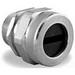 Remke RSR-106 Tuff-Seal™ RSR Series Straight Body Cord Grip; 1/2 Inch, 0.312 - 0.375 Inch, Aluminum