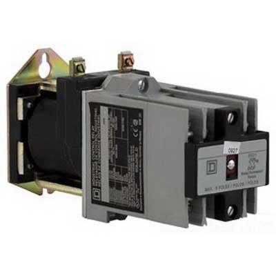 Schneider Electric / Square D 8501XDO80V53 Control Relay 10 Amp AC  5 Amp DC  600 Volt AC  8-Pole  Panel Mount