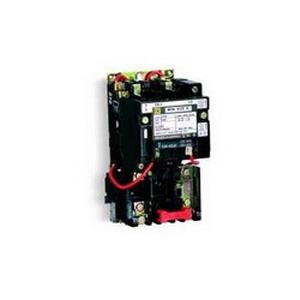 Schneider Electric / Square D 8736SAG16V03 Type S Starter; 3 Pole, 240 Volt AC At 60 Hz, 220 Volt AC At 50 Hz, 9 Amp