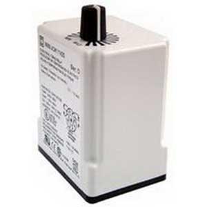 Schneider Electric / Square D 9050JCK27V14 Off Delay Plug In Timer Relay; 10 Amp, 24 Volt AC/DC, Socket Mount
