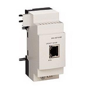 Schneider Electric / Square D SR3NET01BD Zelio Logic Ethernet Communication Interface Module