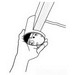 Thepitt TP1300 Ceiling Fan Box; PVC, 14 Cubic-Inch