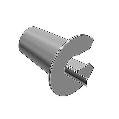 Thomas & Betts 394 Anti-Short Bushing; 3/4 Inch, Non-Metallic
