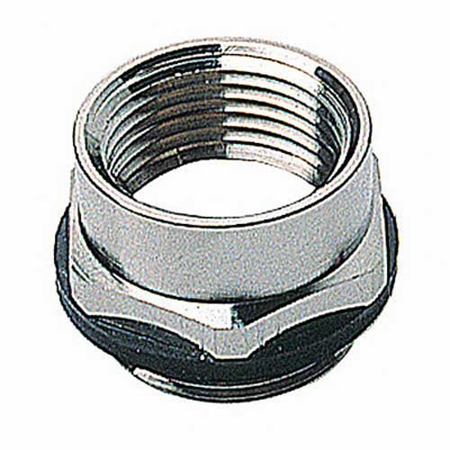 Thomas & Betts PG21-75 Pos-E-Kon™ Metric PG-to-NPT Thread Adapter Assembly; 3/4 Inch NTP, Threaded
