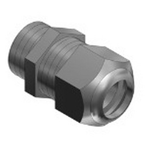 Thomas & Betts LN-ISO16-G Locknut; M16 0.197 - 0.394 Inch, Nylon