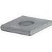 Unistrut P1964EG EG-Series Square Washer; 5/8 Inch, Electro-Galvanized