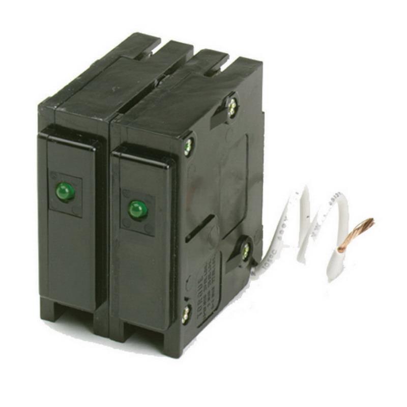Eaton / Cutler Hammer BRSURGE Surge Protection Device; 120/240 Volt, 3 Kilo-Amp, 1, Plug-On Mount
