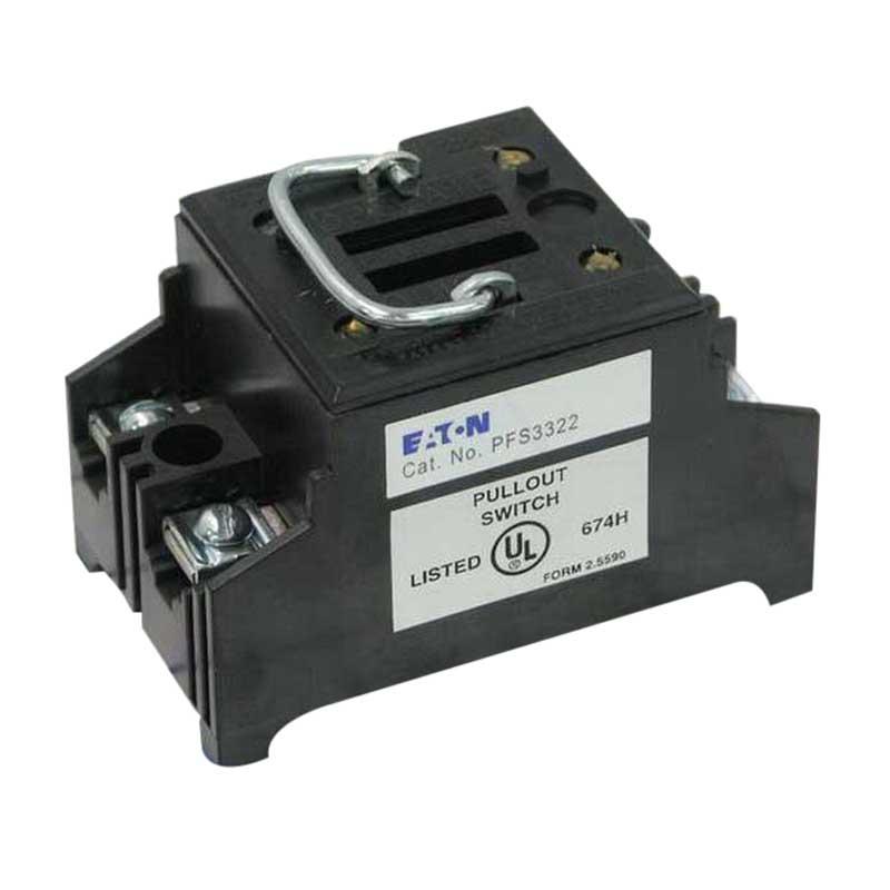 Eaton / Cutler Hammer PFS3311 Pull Fuse Switch 1-Pole  30 Amp  250 Volt