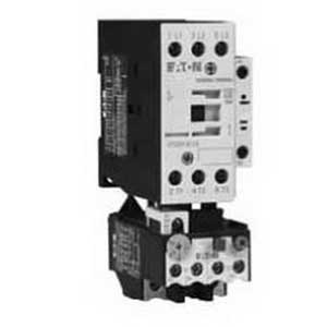 Eaton / Cutler Hammer XTAE018C10TD5E020 Full Voltage IEC Starter With Bimetallic/Electronic Overload; 3 Pole, 18 Amp, 4 - 20 Amp Overload