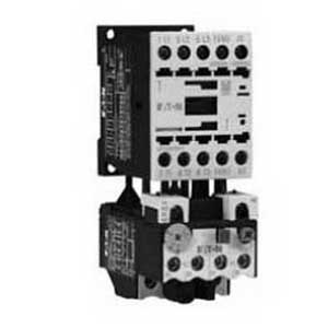 Eaton / Cutler Hammer XTAE007B10A5E020 Full Voltage IEC Starter With Bimetallic/Electronic Overload; 3 Pole, 7 Amp, 4 - 20 Amp Overload