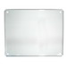 Wiegmann NP3024 Back Panel; 12-Gauge Carbon Steel, White Smooth Hybrid Paint, Hole Mount