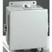 Wiegmann BN4141206 JIC Enclosure; 12 Inch Width x 6 Inch Depth x 14 Inch Height, 14 Gauge Steel, ANSI 61 Gray, Wall Mount, Lift-Off Cover