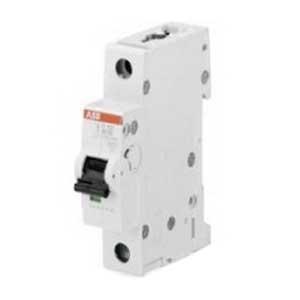 ABB S201U-K5 Miniature Circuit Breaker; 5 Amp, 240 Volt AC, 1-Pole
