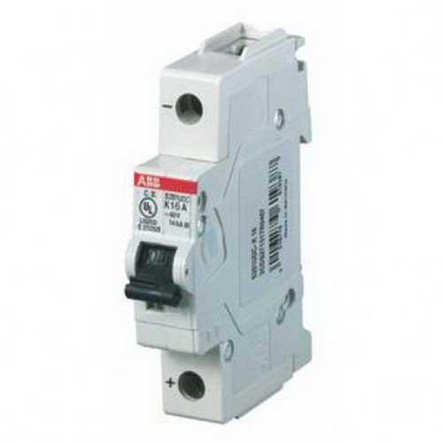 Abb S201udc K2 Miniature Circuit Breaker 2 Amp 60 Volt