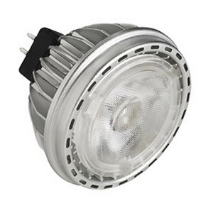Cree LM16-35-30K-40D Indoor LED Lighting; 35 Watt, 12 Volt AC, 3000K, MR16