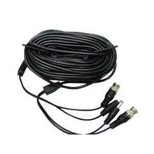 Luxon CABLE60-60' RG59 Power Cable With Connector; 60 ft