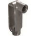 CalConduit S61000LL00 Type LL Conduit Body; Form 8, 1 Inch Hub, CF8M 316 Stainless Steel, Bright