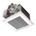 Panasonic FV-08VQ5 WhisperCeiling Mount™ Low Profile Ventilation Fan; 14.7/14.5 Watt, 80/65 cfm, Ceiling Mount