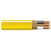 Copper Building Wire 3 Conductors 6 AWG Copper Non-Metallic Sheathed Cable With Grounding