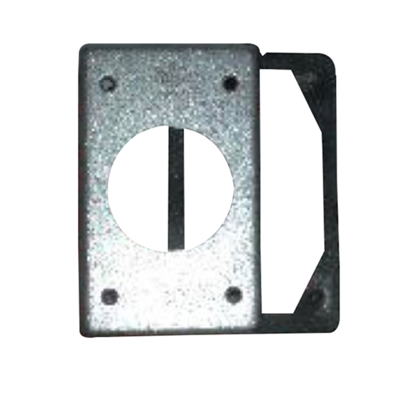 Pepperl & Fuchs PB-CPG Cover Plate and Gasket; For Use with PB2-008-6 Palm Button