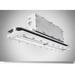 Dialight LSC3C4D3GEX SafeSite® LED Linear Fixture; 33 Watt, 100 - 277 Volt AC, 3500 Lumens, 75 CRI, 5000K, Powder-Coated Aluminum, Cool White