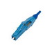 WireXpress 95-200-99 Unicams® High-Performance Connector; LC, Blue