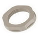 Lapp 911371 Hex Locknut; 1/2 Inch, Polyamide/Glass Fiber-Reinforced