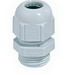 Lapp S1516 Non-Metallic Type SLM Strain Relief Cable Gland With Locknut; M25, Threaded, Polyamide
