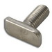 Solarworld SH0001 T-Head Bolt; M8 x 20, A2 Stainless Steel, Clear