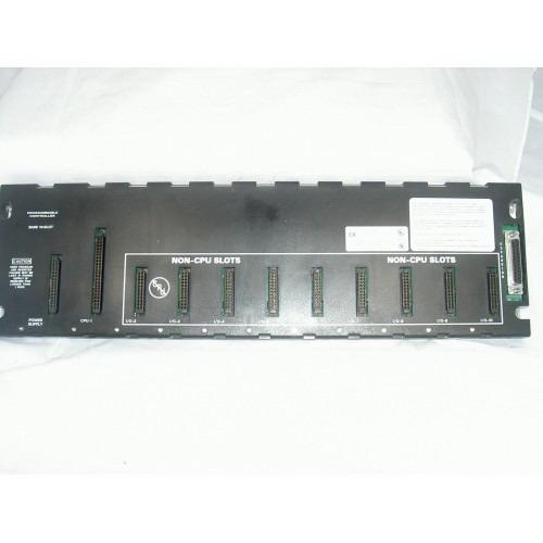 GE Fanuc IC693CHS391 CPU Baseplate; 420 Milli-Amp at 5 Volt DC