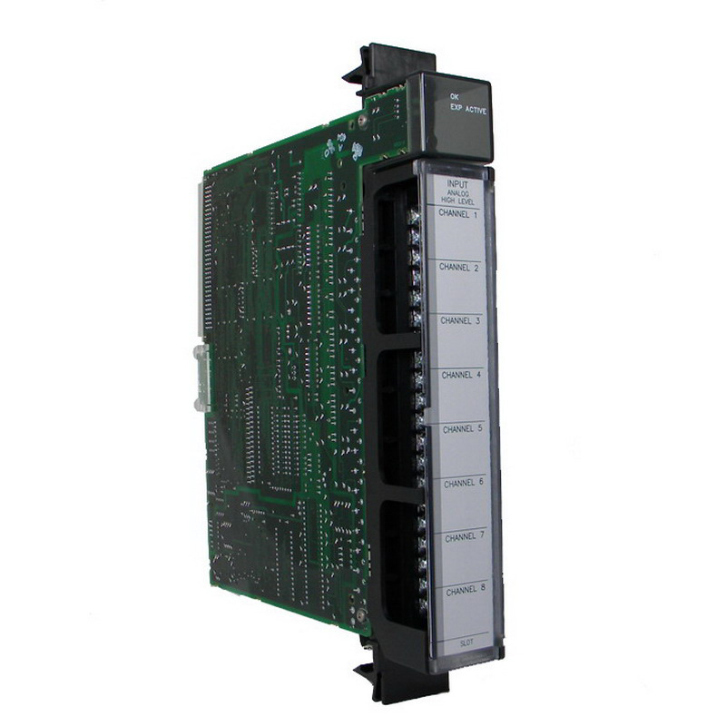 GE Fanuc IC697ALG230 Voltage/Current Analog Input Module; 8 Channel