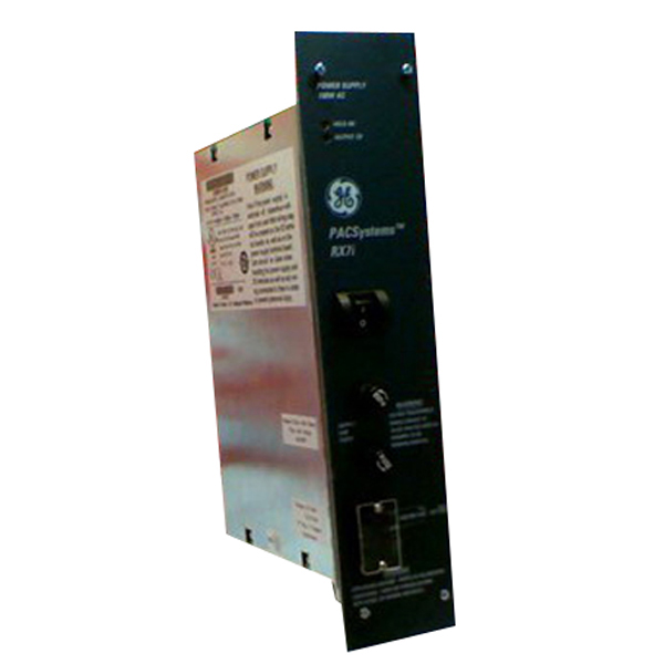 GE Fanuc IC698PSA350 PACSystems Power Supply; 350 Watts/5 Volt DC At 60 Amps/+12 Volt DC At 12 Amps/-12 Volt DC At 4 Amps Output, 85 - 264 Volt AC/125 Volt DC