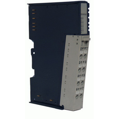 GE Fanuc ST-2328 Negative Logic Digital Output Module; 8 Points, 24 Volt DC Nominal/11 - 28.8 Volt DC Output