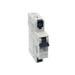 Altech 1G1UM Circuit Breaker; 1 Amp, 277 Volt AC/42 Volt DC, 1-Pole, DIN-Rail Mount