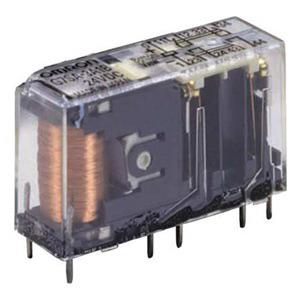 Omron 11051-0002 Sti® Relay; 15 Milli-Amp, DPST-NO & DPST-NC