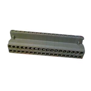 Wago 232-218/026-000 Terminal Block; 12 Amp, 320/630 Volt, Copper Alloy Contact, Gray