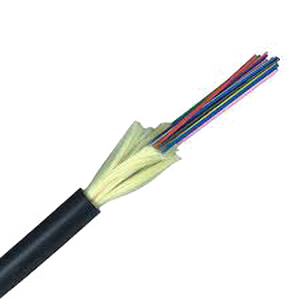 """""AFL KP0065551001 Plenum Tight Buffered Fiber Optic Cable 50/125 um, Multi Mode GIGA-Link 600 OM2, 6-Fiber, 0.260 Inch Dia,"""""" 378404"