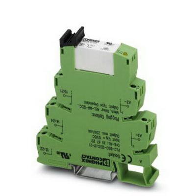 Phoenix Contact Phoenix 2967235 Relay Module; 33 Milli-Amp, 24 Volt DC Coil