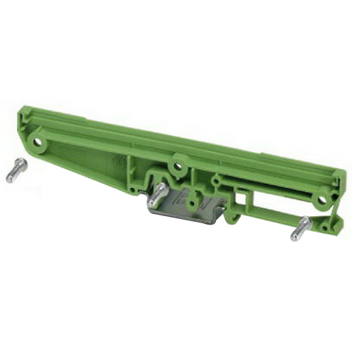 Phoenix Contact Phoenix 2908786 UM122-SEFE/R Right Side Cover; Green