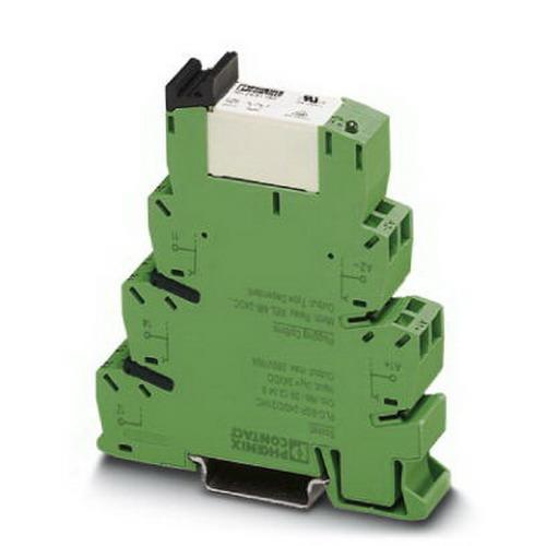 Phoenix 2912277 Relay Module; 18 Milli-Amp, 24 Volt DC Coil