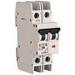Eaton / Cutler Hammer FAZ-D20/2-NA EMD Branch Circuit Breaker; 20 Amp, 2-Pole, DIN-Rail Mount
