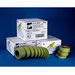 3M 233 Scotch® General Purpose Masking Tape; 55 m x 48 Inch x 6.7 mil, Smooth Crepe Paper Backing, Natural/Synthetic Rubber Adhesive, Green