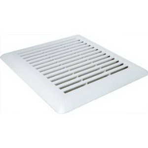 """""Broan Nu-Tone S97017068 Grille Assembly For 690, 693, 695, VC305C3N NuTone/Broan Bath Ventilation Fan,"""""" 698516"